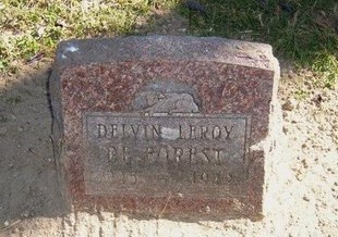 DEFOREST, DELVIN LEROY - Prowers County, Colorado | DELVIN LEROY DEFOREST - Colorado Gravestone Photos