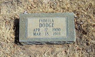 DODGE, FYDELLA - Prowers County, Colorado | FYDELLA DODGE - Colorado Gravestone Photos