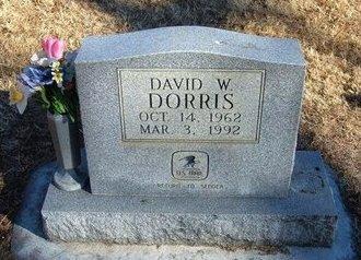 DORRIS, DAVID W - Prowers County, Colorado | DAVID W DORRIS - Colorado Gravestone Photos