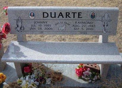 DUARTE, JOHNNY - Prowers County, Colorado   JOHNNY DUARTE - Colorado Gravestone Photos