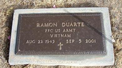 DUARTE (VETERAN VIET), RAMON - Prowers County, Colorado   RAMON DUARTE (VETERAN VIET) - Colorado Gravestone Photos