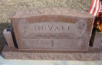 DUVALL, CURTIS C - Prowers County, Colorado | CURTIS C DUVALL - Colorado Gravestone Photos