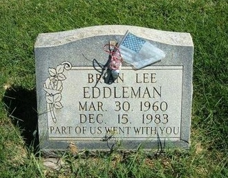 EDDLEMAN, BRIAN LEE - Prowers County, Colorado | BRIAN LEE EDDLEMAN - Colorado Gravestone Photos