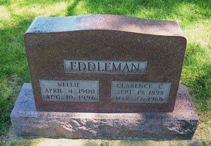 EDDLEMAN, NELLIE - Prowers County, Colorado | NELLIE EDDLEMAN - Colorado Gravestone Photos