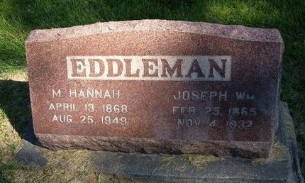 EDDLEMAN, JOSEPH WILLIAM - Prowers County, Colorado | JOSEPH WILLIAM EDDLEMAN - Colorado Gravestone Photos