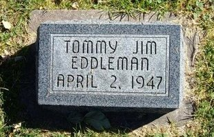 EDDLEMAN, TOMMY JIM - Prowers County, Colorado | TOMMY JIM EDDLEMAN - Colorado Gravestone Photos