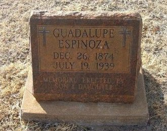 ESPINOZA, GUADALUPE - Prowers County, Colorado | GUADALUPE ESPINOZA - Colorado Gravestone Photos