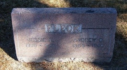 HOOVER FLECK, JESSIE NAOMI - Prowers County, Colorado | JESSIE NAOMI HOOVER FLECK - Colorado Gravestone Photos