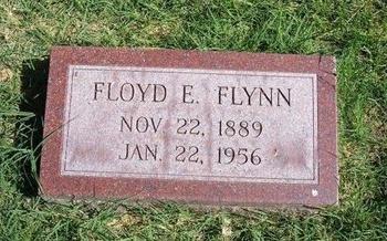 FLYNN, FLOYD E - Prowers County, Colorado | FLOYD E FLYNN - Colorado Gravestone Photos