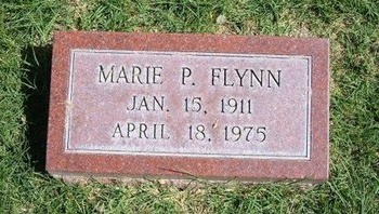 FLYNN, MARIE P - Prowers County, Colorado | MARIE P FLYNN - Colorado Gravestone Photos