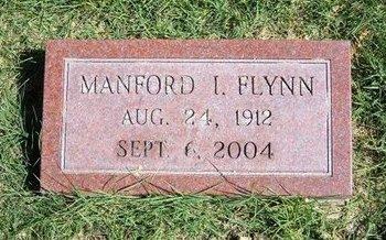 "FLYNN (VETERAN WWII), MANFORD IRA ""MICK"" - Prowers County, Colorado   MANFORD IRA ""MICK"" FLYNN (VETERAN WWII) - Colorado Gravestone Photos"