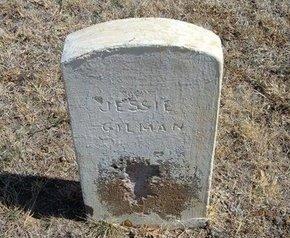 GILMAN, JESSIE - Prowers County, Colorado   JESSIE GILMAN - Colorado Gravestone Photos
