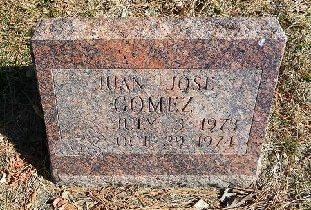 GOMEZ, JUAN JOSE - Prowers County, Colorado | JUAN JOSE GOMEZ - Colorado Gravestone Photos