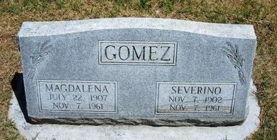 GOMEZ, MAGDALENA - Prowers County, Colorado | MAGDALENA GOMEZ - Colorado Gravestone Photos