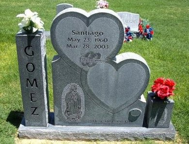 GOMEZ, SANTIAGO - Prowers County, Colorado | SANTIAGO GOMEZ - Colorado Gravestone Photos