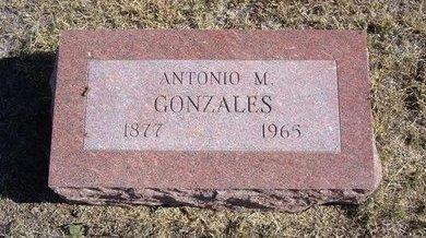 GONZALES, ANTONIO M - Prowers County, Colorado | ANTONIO M GONZALES - Colorado Gravestone Photos