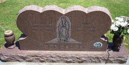 GONZALES, ANTONIA H - Prowers County, Colorado | ANTONIA H GONZALES - Colorado Gravestone Photos