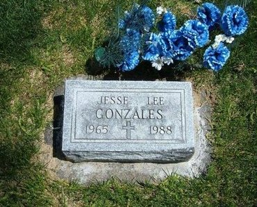 GONZALES, JESSE LEE - Prowers County, Colorado | JESSE LEE GONZALES - Colorado Gravestone Photos