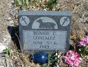 GONZALES, RONNIE C - Prowers County, Colorado | RONNIE C GONZALES - Colorado Gravestone Photos
