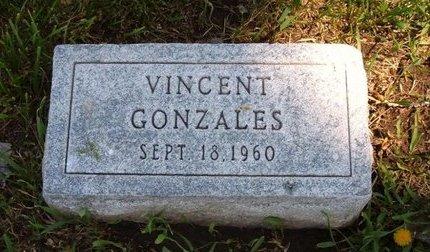 GONZALES, VINCENT - Prowers County, Colorado | VINCENT GONZALES - Colorado Gravestone Photos