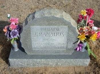 GRANADOS, RICHARD - Prowers County, Colorado | RICHARD GRANADOS - Colorado Gravestone Photos