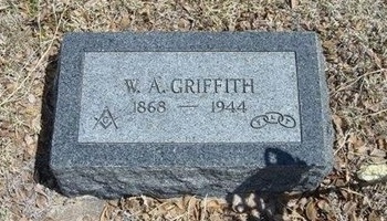 GRIFFITH, W A - Prowers County, Colorado | W A GRIFFITH - Colorado Gravestone Photos
