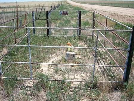 *HAMILTON CEMETERY OVERVIEW,  - Prowers County, Colorado |  *HAMILTON CEMETERY OVERVIEW - Colorado Gravestone Photos