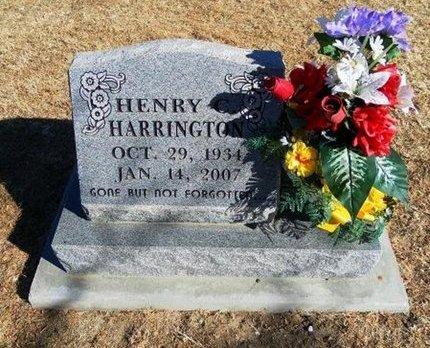 HARRINGTON, HENRY C - Prowers County, Colorado | HENRY C HARRINGTON - Colorado Gravestone Photos