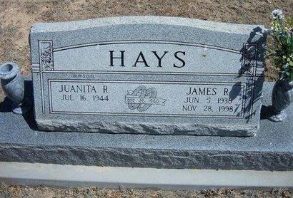 HAYS, JAMES R - Prowers County, Colorado | JAMES R HAYS - Colorado Gravestone Photos