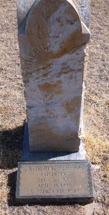 HESSE, CATHERINE E - Prowers County, Colorado | CATHERINE E HESSE - Colorado Gravestone Photos