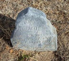 HINTON, GERALDINE - Prowers County, Colorado | GERALDINE HINTON - Colorado Gravestone Photos