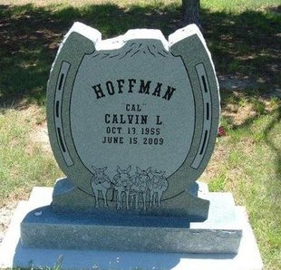 "HOFFMAN, CALVIN L ""CAL"" - Prowers County, Colorado | CALVIN L ""CAL"" HOFFMAN - Colorado Gravestone Photos"