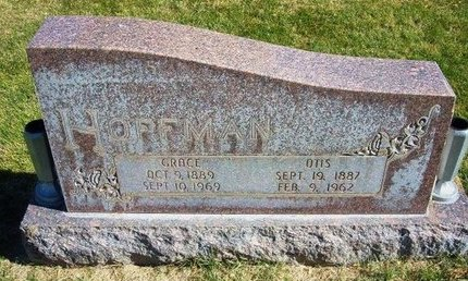 HOFFMAN, GRACE ELNOR - Prowers County, Colorado | GRACE ELNOR HOFFMAN - Colorado Gravestone Photos