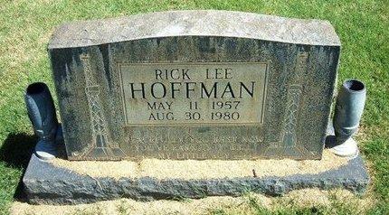 HOFFMAN, RICK LEE - Prowers County, Colorado   RICK LEE HOFFMAN - Colorado Gravestone Photos
