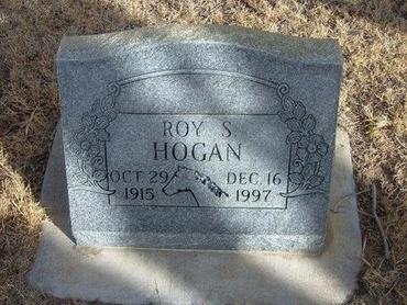 HOGAN, ROY S - Prowers County, Colorado | ROY S HOGAN - Colorado Gravestone Photos