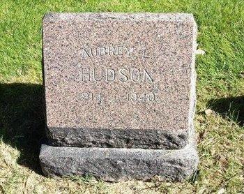 HUDSON, AUBREY L - Prowers County, Colorado | AUBREY L HUDSON - Colorado Gravestone Photos
