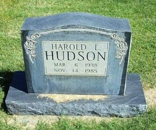 HUDSON, HAROLD L - Prowers County, Colorado | HAROLD L HUDSON - Colorado Gravestone Photos