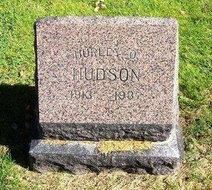 HUDSON, HURLEY O - Prowers County, Colorado | HURLEY O HUDSON - Colorado Gravestone Photos