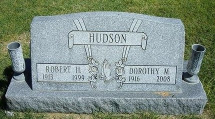 HUDSON, DOROTHY M - Prowers County, Colorado | DOROTHY M HUDSON - Colorado Gravestone Photos