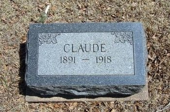 JAMES, CLAUDE - Prowers County, Colorado | CLAUDE JAMES - Colorado Gravestone Photos