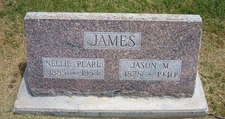 JAMES, JASON M - Prowers County, Colorado | JASON M JAMES - Colorado Gravestone Photos