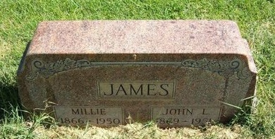 JAMES, JOHN L - Prowers County, Colorado | JOHN L JAMES - Colorado Gravestone Photos
