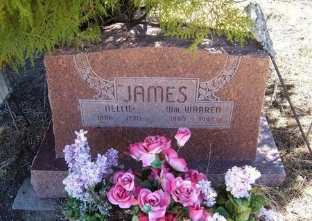 JAMES, NELLIE - Prowers County, Colorado | NELLIE JAMES - Colorado Gravestone Photos