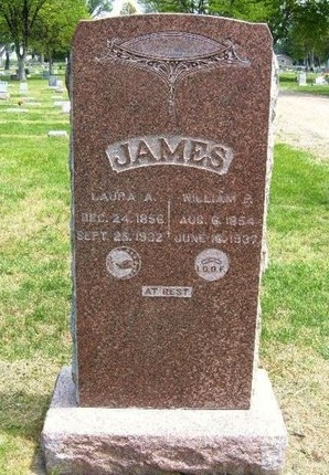 DAKE JAMES, LAURA ANN - Prowers County, Colorado | LAURA ANN DAKE JAMES - Colorado Gravestone Photos