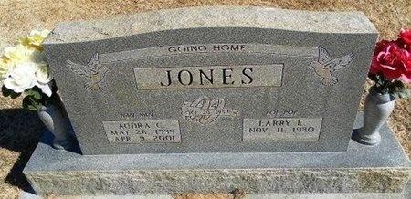 JONES, AUDRA C - Prowers County, Colorado | AUDRA C JONES - Colorado Gravestone Photos