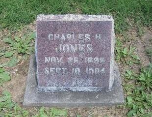 JONES, CHARLES H - Prowers County, Colorado | CHARLES H JONES - Colorado Gravestone Photos