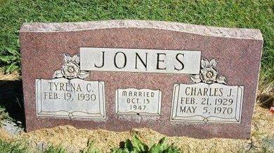 JONES, CHARLES J - Prowers County, Colorado   CHARLES J JONES - Colorado Gravestone Photos