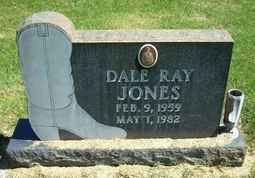 JONES, DALE RAY - Prowers County, Colorado | DALE RAY JONES - Colorado Gravestone Photos
