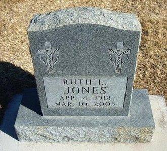 JONES, RUTH L - Prowers County, Colorado | RUTH L JONES - Colorado Gravestone Photos