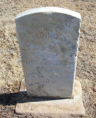 MORRIS KING, MARY - Prowers County, Colorado | MARY MORRIS KING - Colorado Gravestone Photos